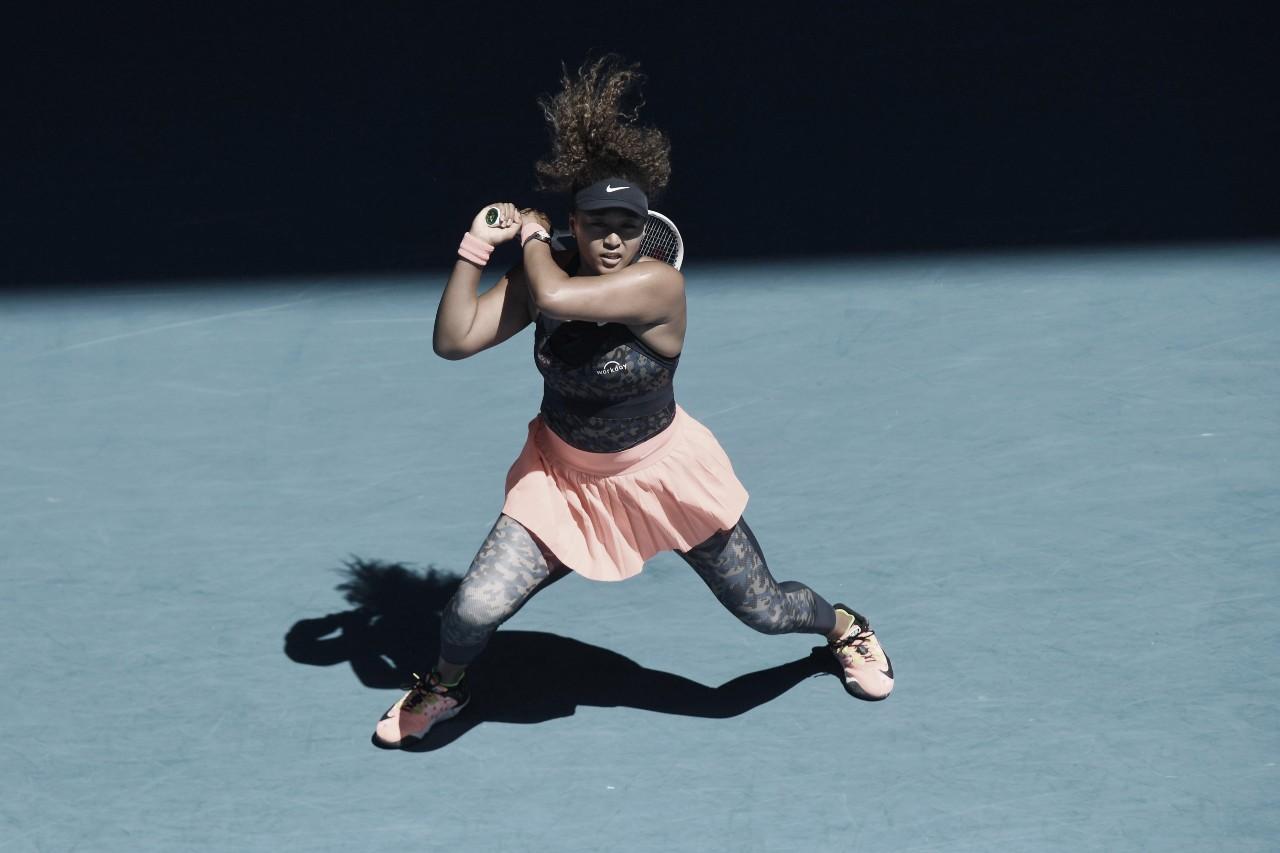 Com grande atuação, Osaka derruba Serena e se garante na decisão do Australian Open