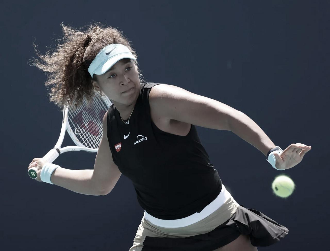 Osaka confirma favoritismo contra Tomljanovic em Miami; Anisimova bate Stephens