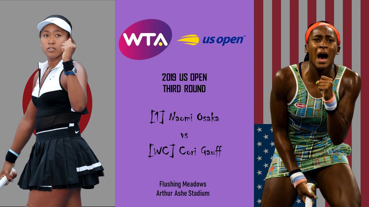 US Open Third Round Preview: Naomi Osaka vs Cori Gauff