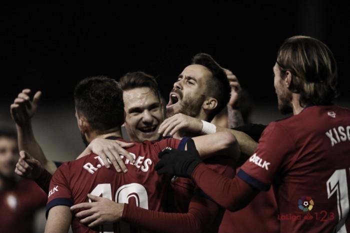 Osasuna, rival del Real Valladolid para iniciar el año