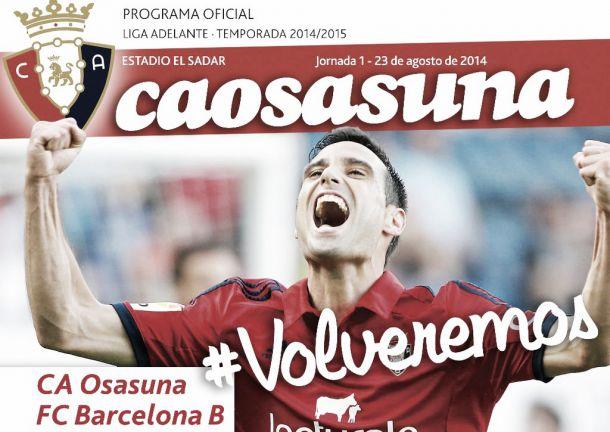 ¿Cual es el objetivo real de Osasuna?