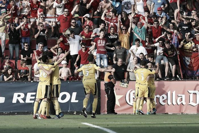 Osasuna garante vaga na final dos playoffs ao vencer novamente o Nàstic