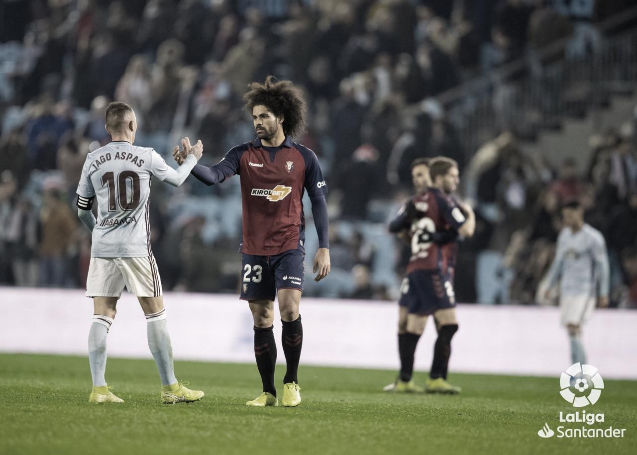 Osasuna vs Celta de Vigo: la permanencia celeste pasa por ganar en El Sadar