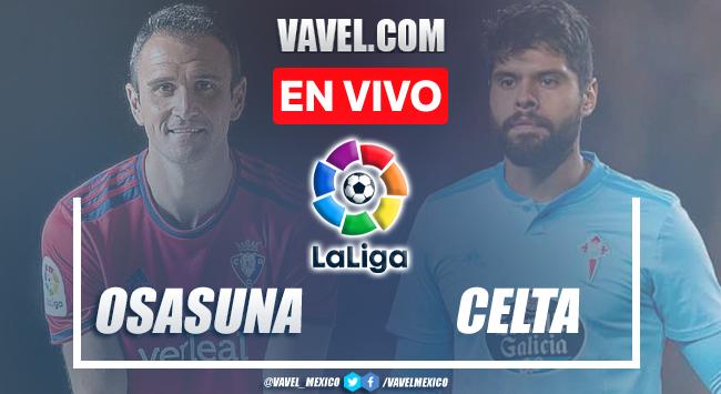 Resumen y mejores momentos del Osasuna 0-0 Celta en LaLiga