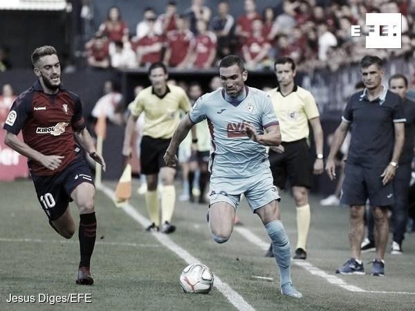 Previa Eibar vs Osasuna: la salvación, a punto