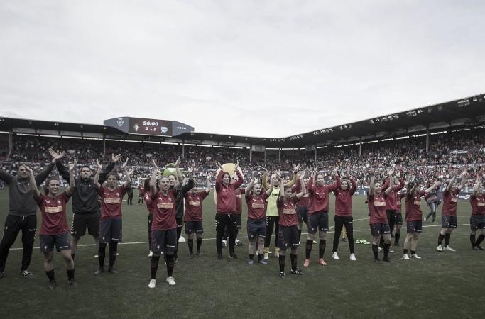 Osasuna luchará por remontar la eliminatoria en El Sadar