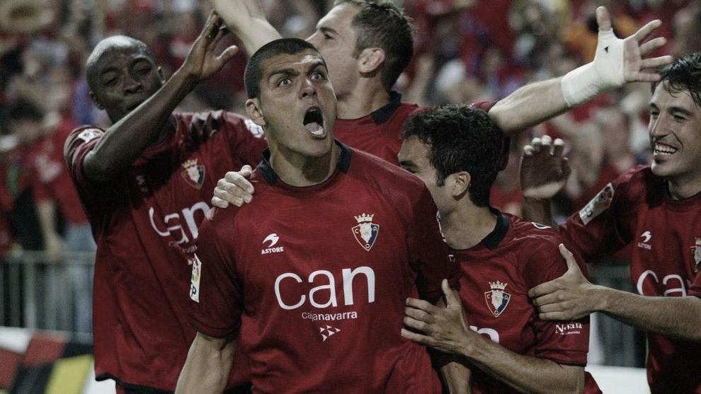 La única final de Copa jugada por Osasuna cumple 15 años