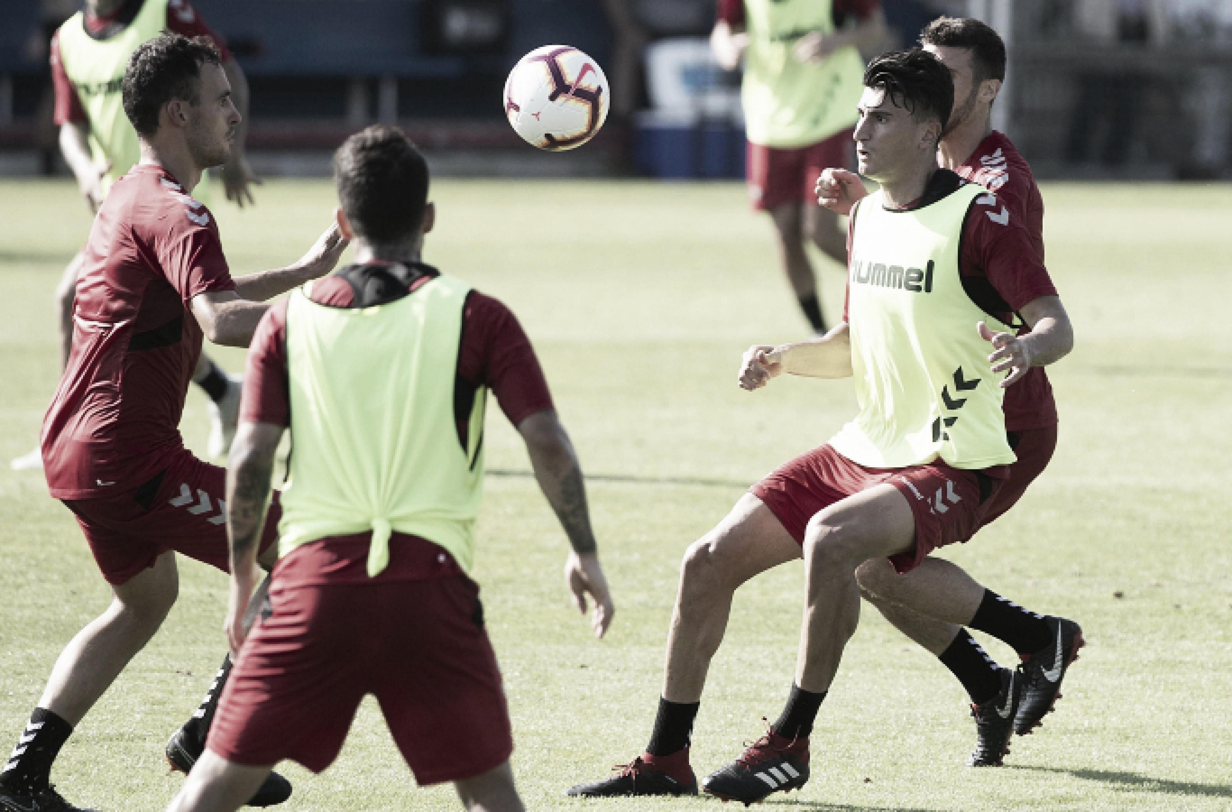 Osasuna, próximo rival del Sporting