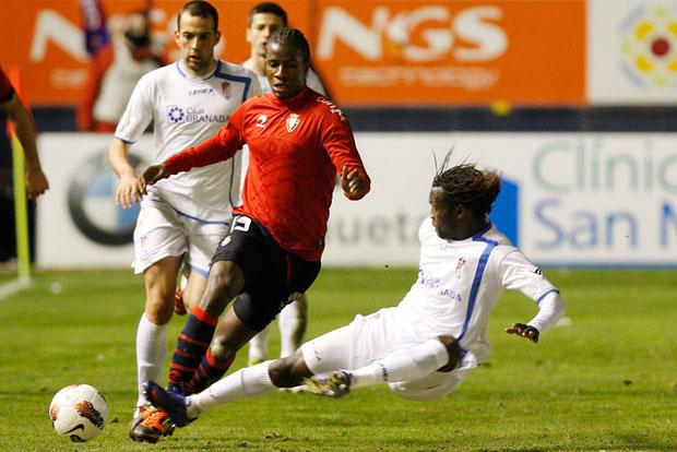 Osasuna - Granada: desafío al gol en Pamplona