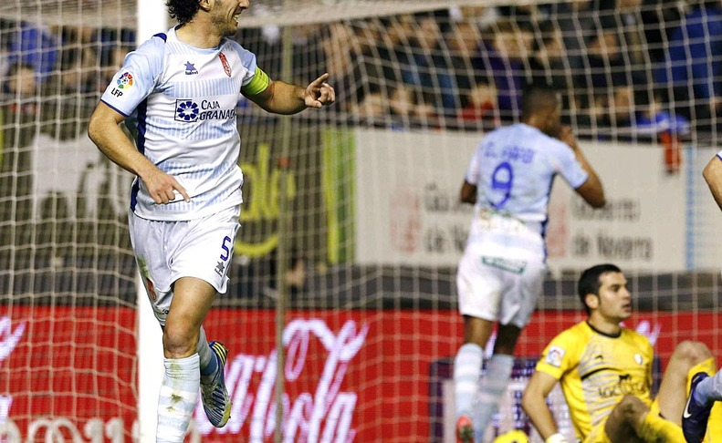 La derrota frente al Granada deja muchas dudas en Pamplona