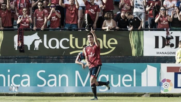 Osasuna vence Gimnàstic e abre boa vantagem por vaga na final dos playoffs de acesso