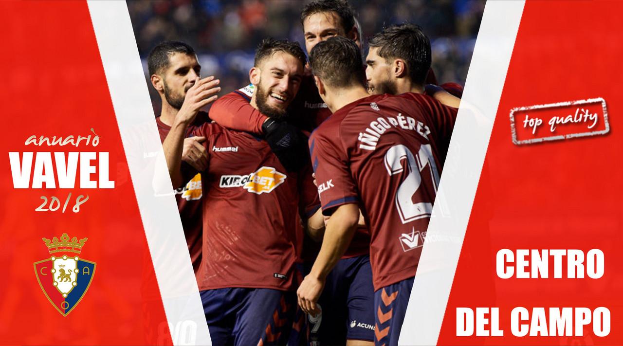 Anuario VAVEL Osasuna 2018: un centro del campo con calidad y nivel