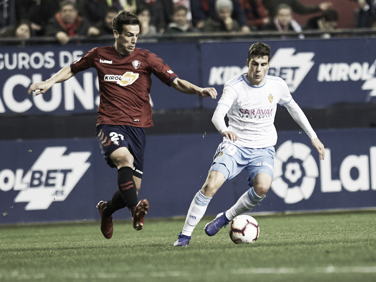 Las claves del Osasuna - Real Zaragoza