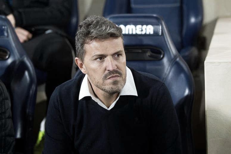 Óscar García fue el técnico del RC Celta de Vigo entre noviembre de 2019 y de 2020 | Foto: Agencia EFE