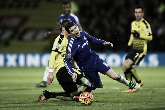 Elogiado por Conte, Oscar segue no Chelsea para a próxima temporada