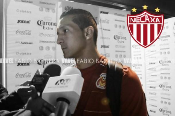 Óscar Fernández ya es 'Rayo'