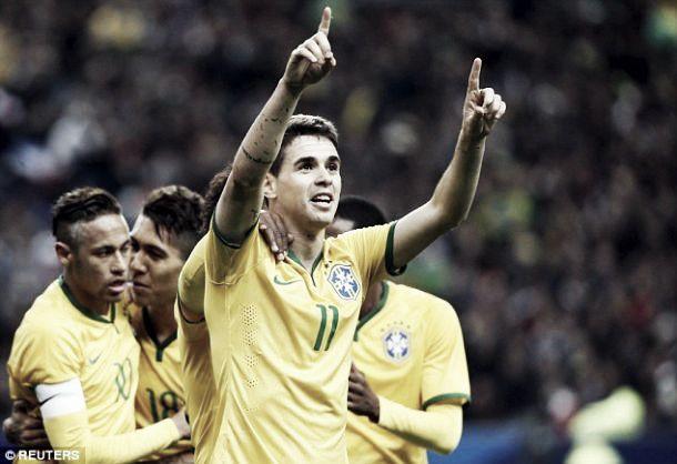 Juventus send scouts to watch Oscar