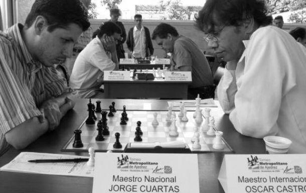 El ajedrez está de luto: murió Óscar Castro