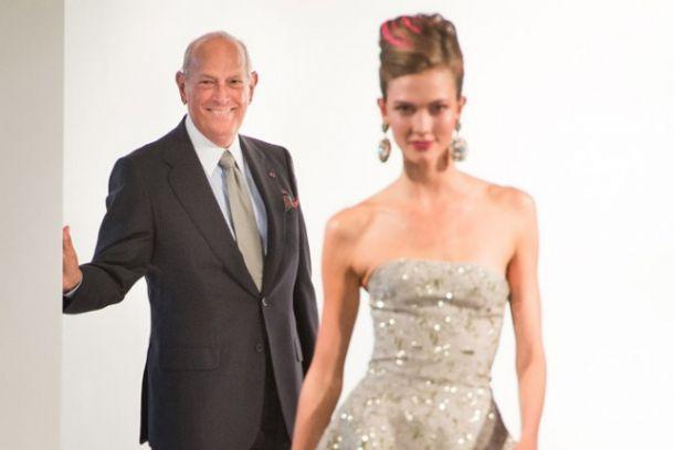 """Óscar de la Renta, el último """"couturier"""" de la moda"""