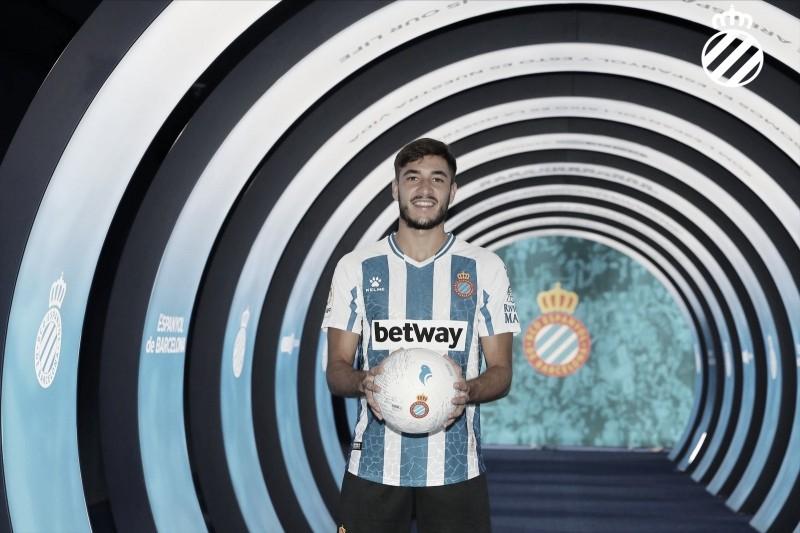 Óscar Gil, nuevo jugador del Espanyol