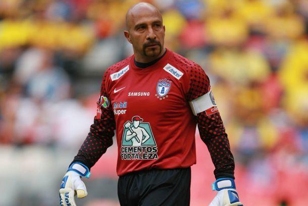 Oscar Pérez aseguró que Pachuca tiene mucho que corregir