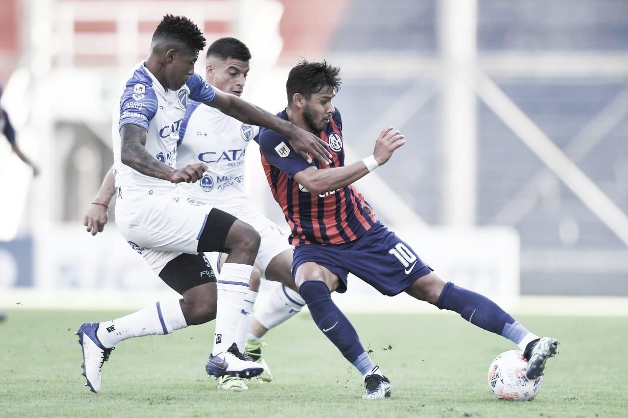 San Lorenzo con un pie y medio en la Zona Final