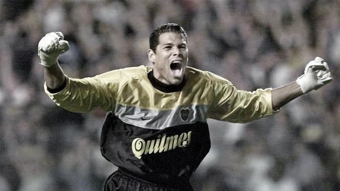 A 23 años del debut de Oscar Córdoba en Boca