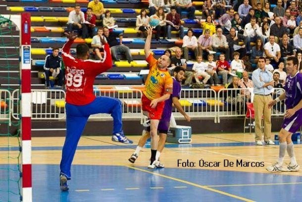 BLAS-GON Villa de Aranda - BM. Guadalajara: punto final