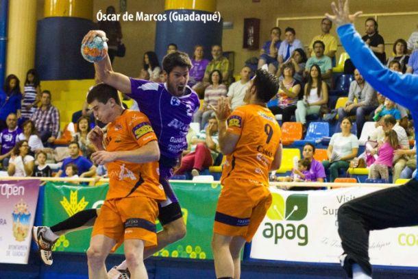 BM Guadalajara - BM Aragón: dos rivales directos