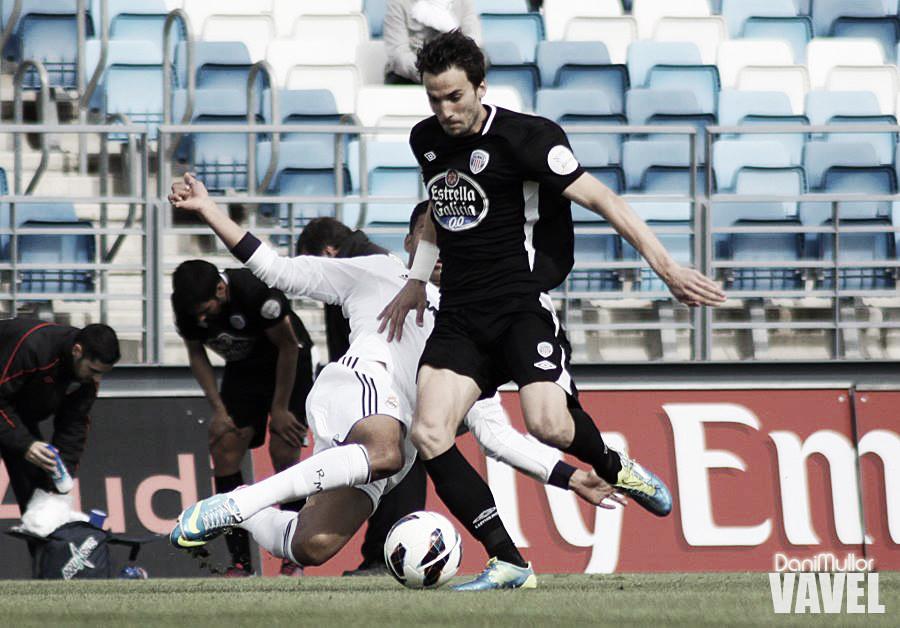 Óscar Díaz abandona Lugo para fichar por el Almería