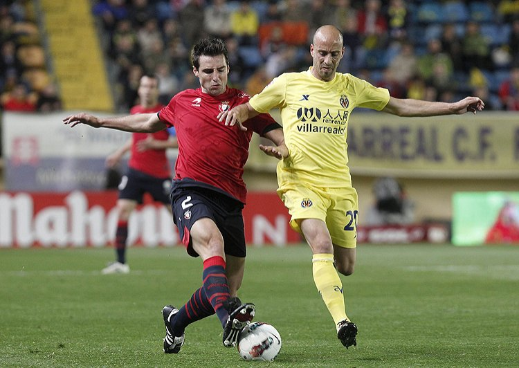 Villarreal - Osasuna: Puntuaciones Osasuna, jornada 36