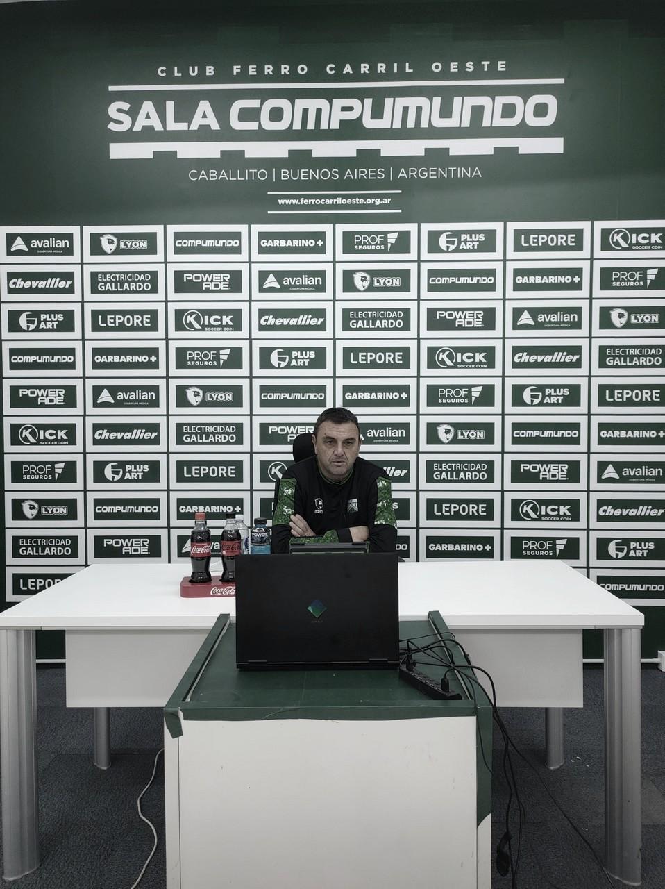 """Diego Osella: """"Hasta el último minuto buscamos la victoria"""""""