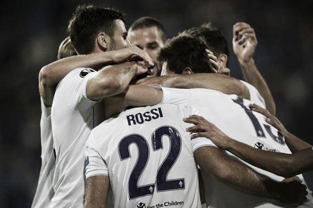 Otro festival de la Fiorentina