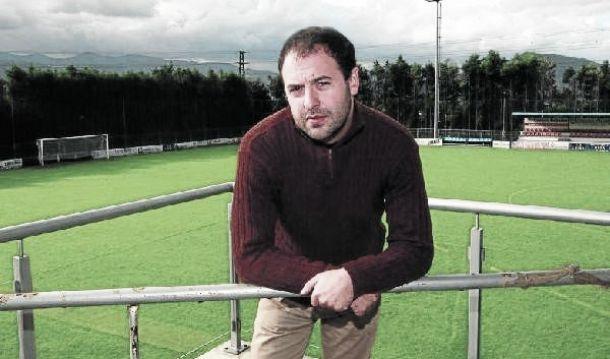 "David Movilla: ""Hubiese preferido para el Leioa un grupo con gallegos, asturianos o cántabros"""