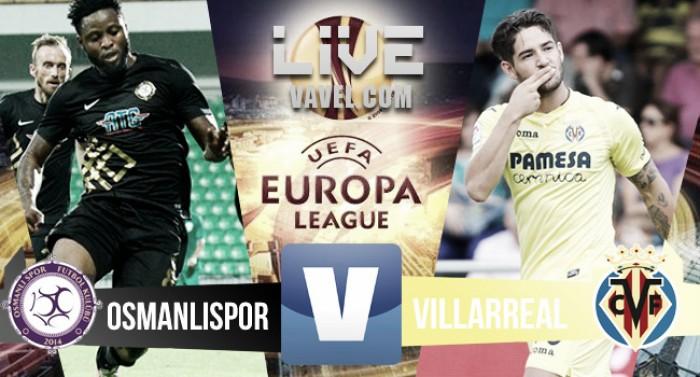 Un penalti caído del cielo mantiene la imbatibilidad del Villarreal