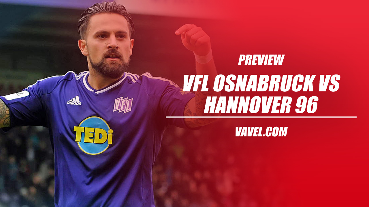 VfL Osnabrück vs Hannover 96 preview: six-pointer at the bottom of the table
