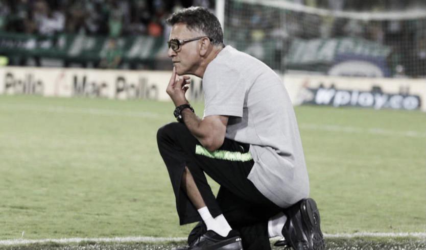 """Juan Carlos Osorio: """"El equipo mostró resiliencia"""""""