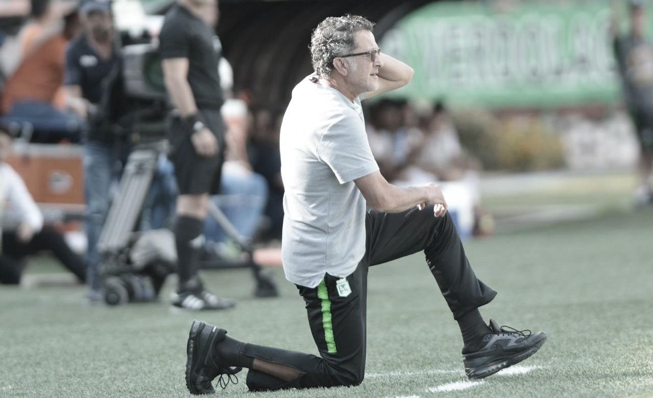 """Juan Carlos Osorio: """"Enfrentamos a uno de los mejores equipos en Colombia"""""""