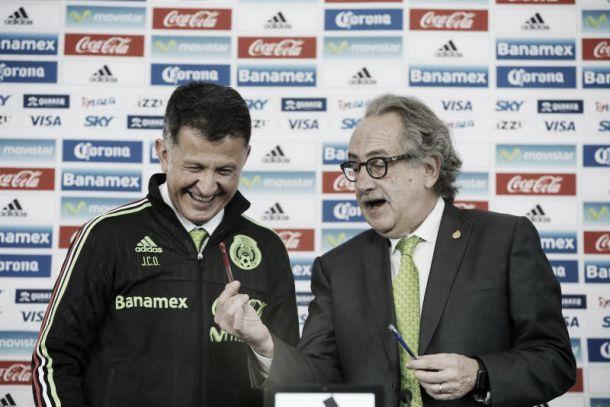 """Juan Carlos Osorio: """"Cuando llegó la oportunidad de México no lo dudé un segundo"""""""