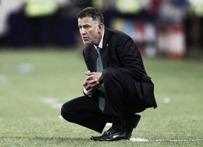 """Juan Carlos Osorio: """"No hay selección que no sufra"""""""