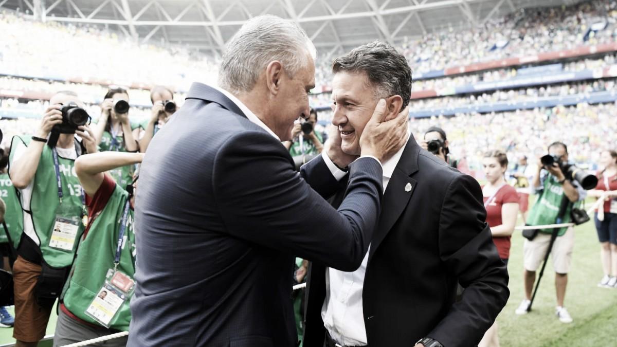 """Osório se irrita com simulações do Brasil durante derrota do México: """"Vergonha para o futebol"""""""