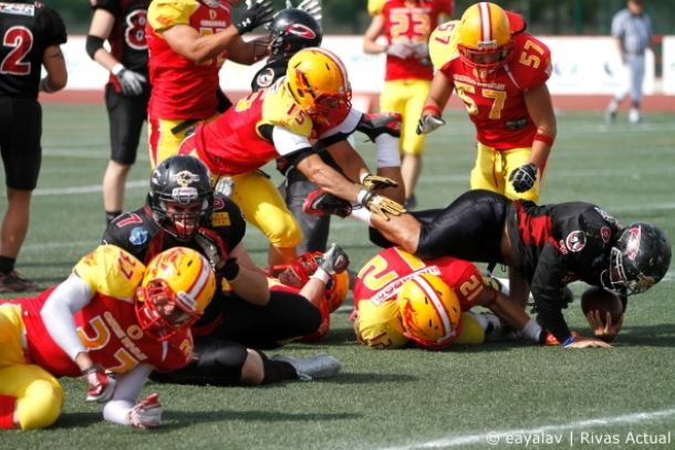 La NFL se abre paso en España - VAVEL.com 11c83e6b5dc