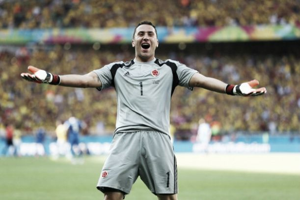 Ospina confident Colombia can challenge for second Copa America victory