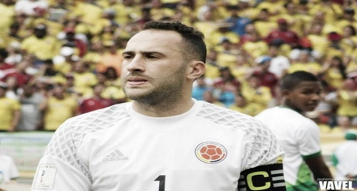 """David Ospina: """"Paraguay merece todo nuestro respeto"""""""
