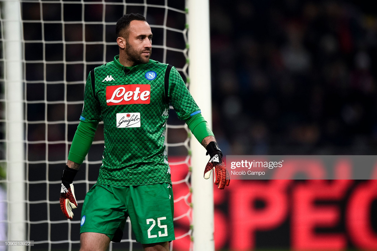 David Ospina makes permanent move to Napoli
