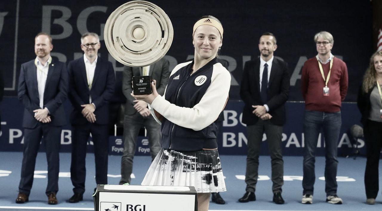 Sem condições de cumprir medidas de segurança, WTA de Luxemburgo é cancelado