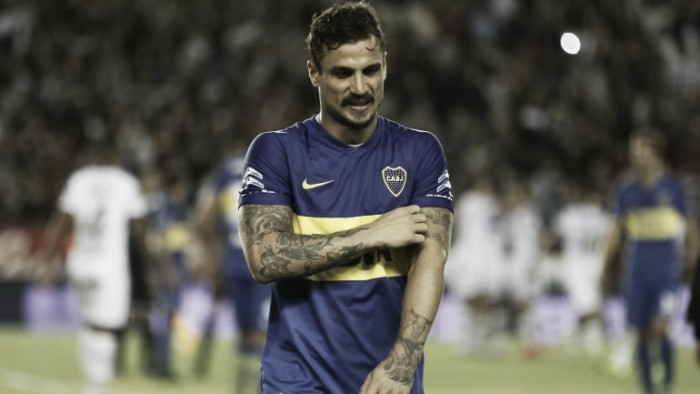 "Daniel Osvaldo: ""Es cierto que no me llegó mucho la pelota"""