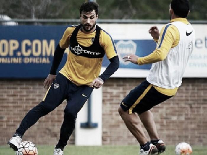 Osvaldo y Peruzzi entrenaron a la par del grupo y viajarán a Uruguay