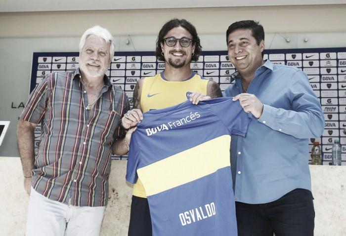 Daniel Osvaldo: el gran regreso