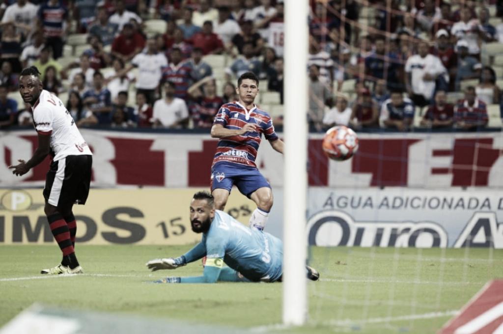 4822c503b78ab Resultado e gols Fortaleza x Vitória pela Copa do Nordeste 2019 (4-0 ...